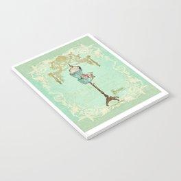 Mannequin Rose Notebook