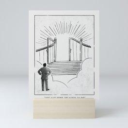 Judgement Day Mini Art Print