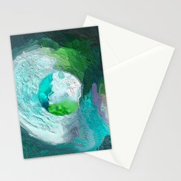 Abstract Mandala 189 Stationery Cards