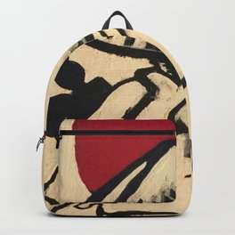 Ronin (Warrior Monk) Backpack