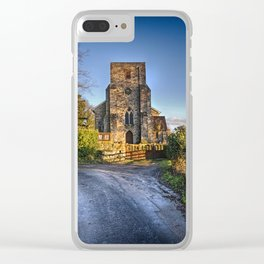 The Lane To St Michael's. Clear iPhone Case