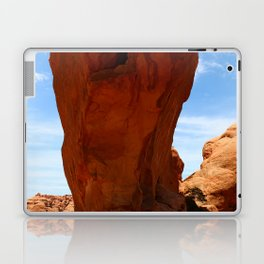 The Base Of An Arch Laptop & iPad Skin