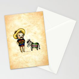 Mexican Kewpie Stationery Cards