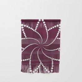 Zen Floral Mandala Wall Hanging