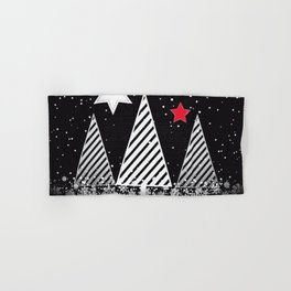Starry sky Hand & Bath Towel