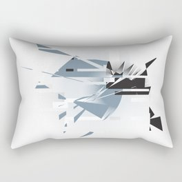 Badaboom! Rectangular Pillow