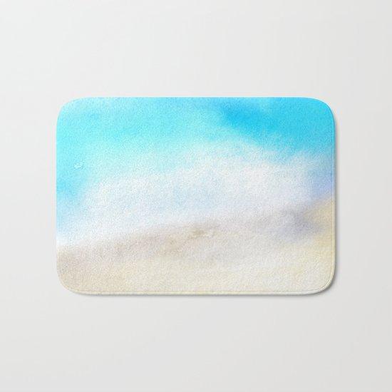 Tropical Sea #2 Bath Mat