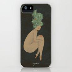Grow iPhone SE Slim Case