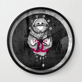 Inuit spirit Wall Clock