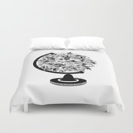 What a Wonderful World Duvet Cover
