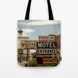 Strip on the Strip - Las Vegas Tote Bag