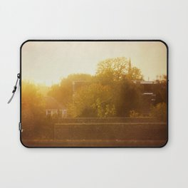 London Rooftops At Sunset  Laptop Sleeve