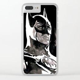 BTMN Clear iPhone Case