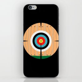 On Target iPhone Skin