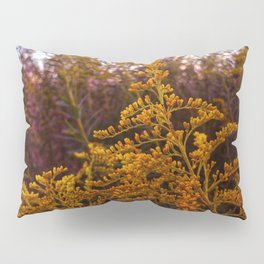 Goldenrod Version II Pillow Sham
