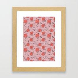 Tulipink Framed Art Print