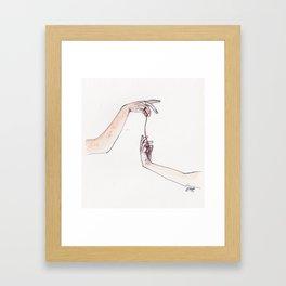 Fate Framed Art Print