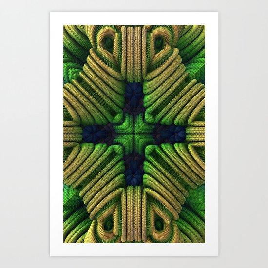 112012-1 Art Print