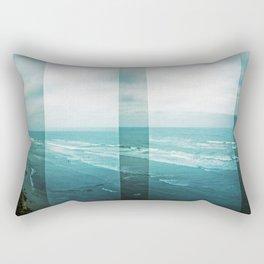 Summer on the central coast Rectangular Pillow