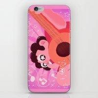 steven universe iPhone & iPod Skins featuring Steven by Khozen