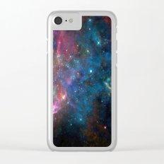 Galaxy I Clear iPhone Case