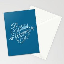 Essential W̶o̶r̶k̶e̶r̶ Hero Stationery Cards