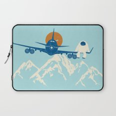Hitchin' a Ride Laptop Sleeve