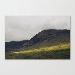 Light Path Canvas Print
