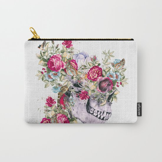 Skull VIII Carry-All Pouch