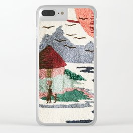 Villager Clear iPhone Case