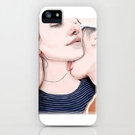 raw iPhone Case