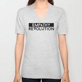 Empathy Revolution Unisex V-Neck