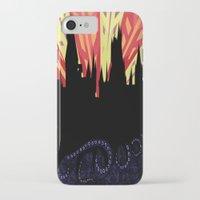 hogwarts iPhone & iPod Cases featuring Hogwarts by Samantha Mask