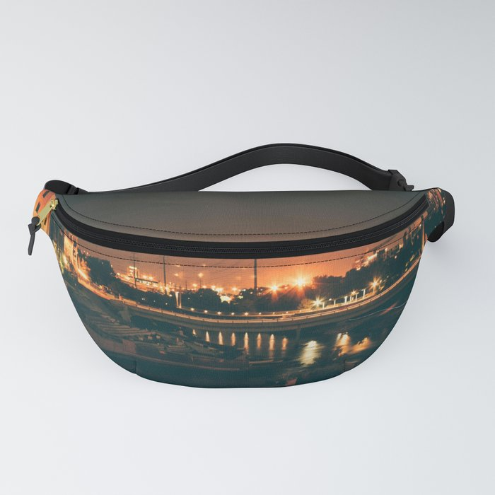 Moody evening Fanny Pack