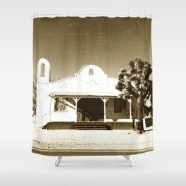 Kill Bill Church Quentin Tarantino Shower Curtain