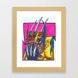 Shish KaBUB Framed Art Print