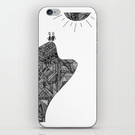 Creatures of the Mountain iPhone Skin
