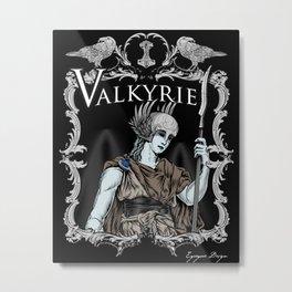 Valkyrie Metal Print