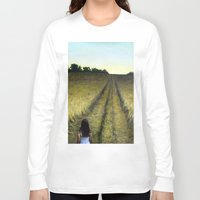 wander Long Sleeve T-shirts featuring Wander by Michael Paige Glover