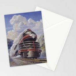 Lehigh Valley Railroad - The John Wilkes Stationery Cards