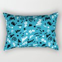 memphis rad shapes modern minimal abstract pattern trendy gifts by charlottewinter