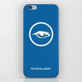 Divergent (erudite) iPhone Skin