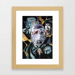 DARKMAN Framed Art Print