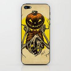 Autumn People 7 iPhone & iPod Skin