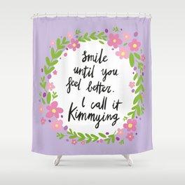Kimmying Shower Curtain