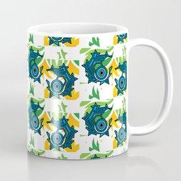 Geo Eyes Coffee Mug