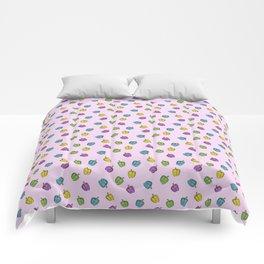 Autochrome Watercolour Pepper Pattern  Comforters