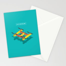The 1st Floor Challenge Stationery Cards