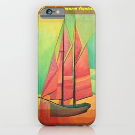 De Rustico Amnem Transituro Greeting Card iPhone Case