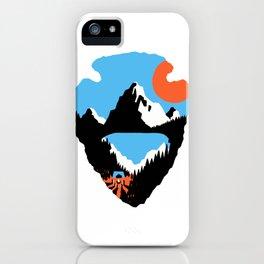 Western Odyssey iPhone Case